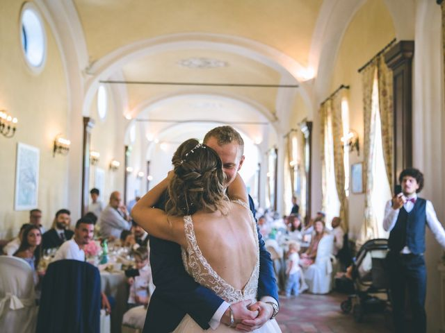 Il matrimonio di Luca e Samantha a Saronno, Varese 168