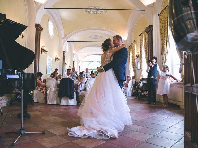 Il matrimonio di Luca e Samantha a Saronno, Varese 169