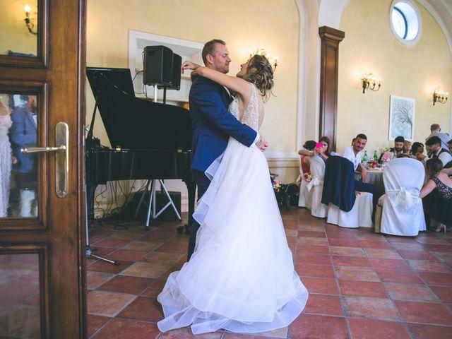 Il matrimonio di Luca e Samantha a Saronno, Varese 170