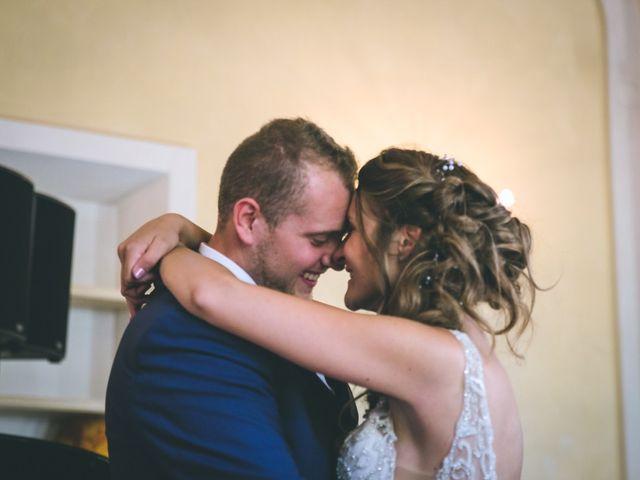 Il matrimonio di Luca e Samantha a Saronno, Varese 171