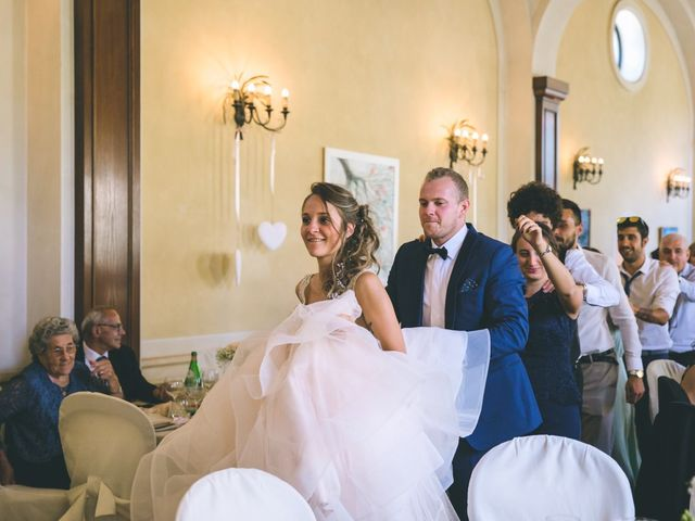 Il matrimonio di Luca e Samantha a Saronno, Varese 175