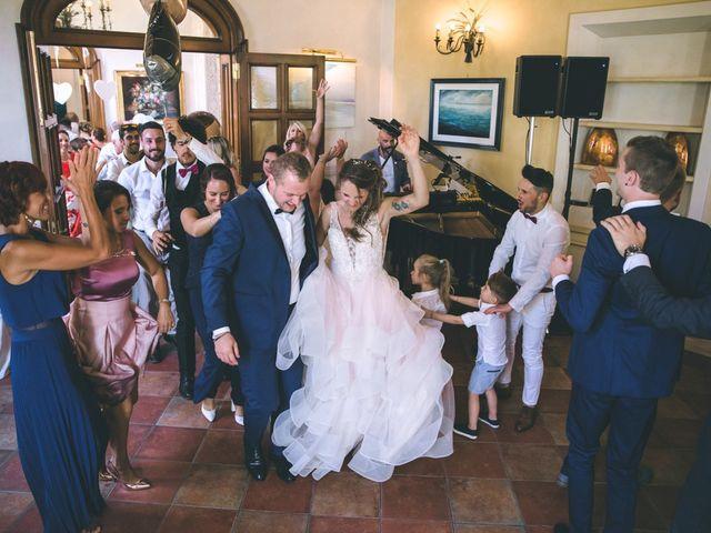 Il matrimonio di Luca e Samantha a Saronno, Varese 176
