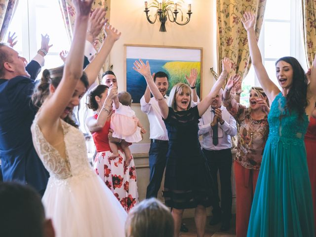 Il matrimonio di Luca e Samantha a Saronno, Varese 178