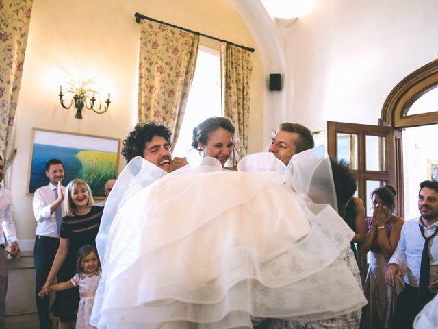 Il matrimonio di Luca e Samantha a Saronno, Varese 180
