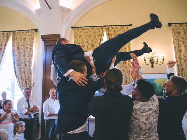 Il matrimonio di Luca e Samantha a Saronno, Varese 181