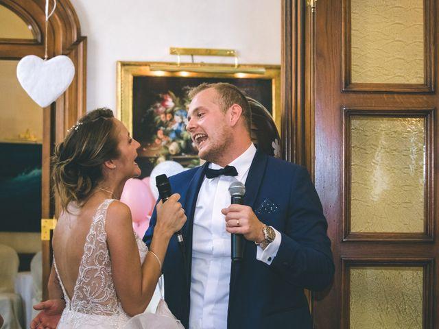 Il matrimonio di Luca e Samantha a Saronno, Varese 182