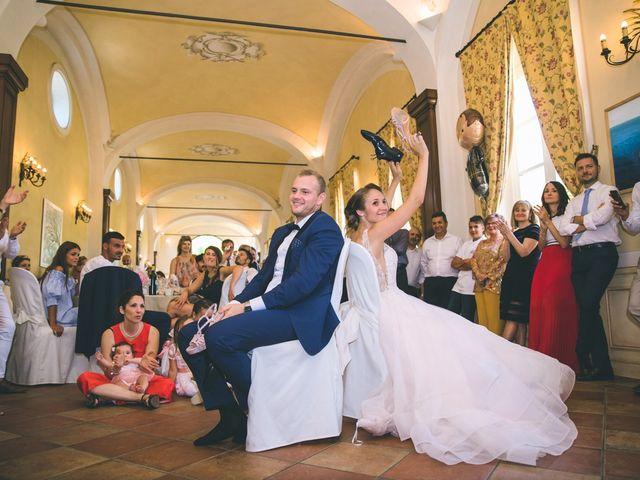 Il matrimonio di Luca e Samantha a Saronno, Varese 184