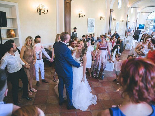 Il matrimonio di Luca e Samantha a Saronno, Varese 185