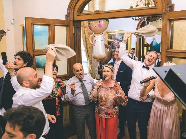 Il matrimonio di Luca e Samantha a Saronno, Varese 195