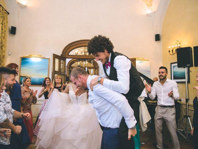 Il matrimonio di Luca e Samantha a Saronno, Varese 197