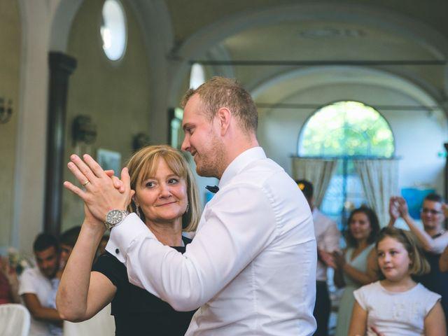 Il matrimonio di Luca e Samantha a Saronno, Varese 202