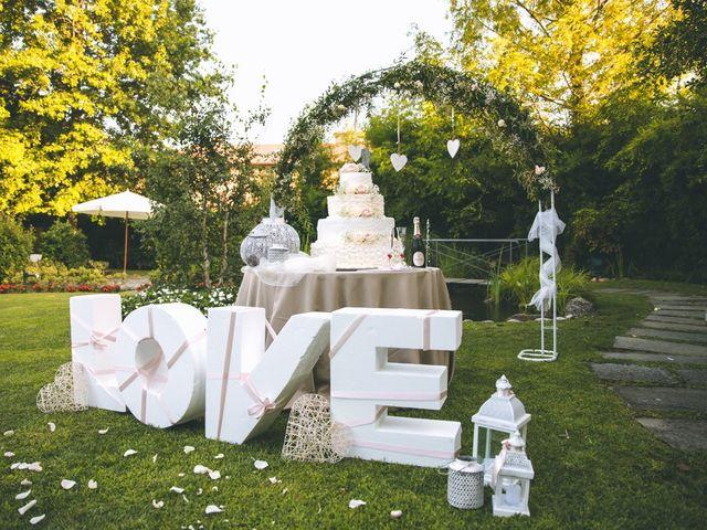 Il matrimonio di Luca e Samantha a Saronno, Varese 205