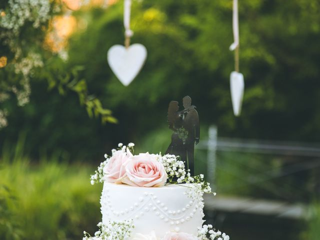 Il matrimonio di Luca e Samantha a Saronno, Varese 206