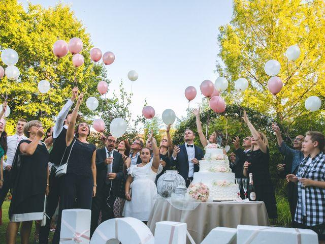 Il matrimonio di Luca e Samantha a Saronno, Varese 208