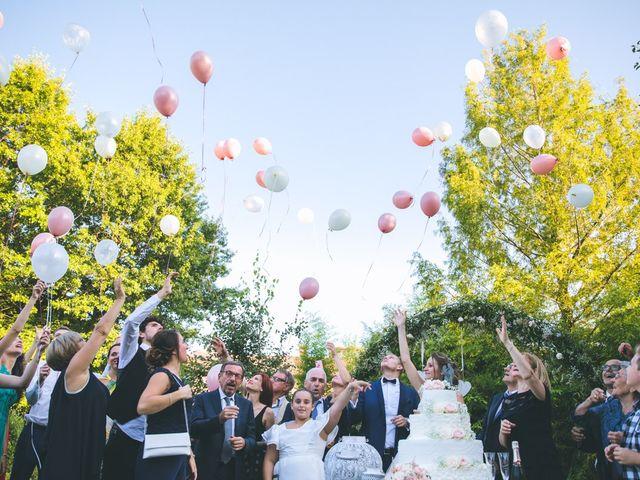 Il matrimonio di Luca e Samantha a Saronno, Varese 209