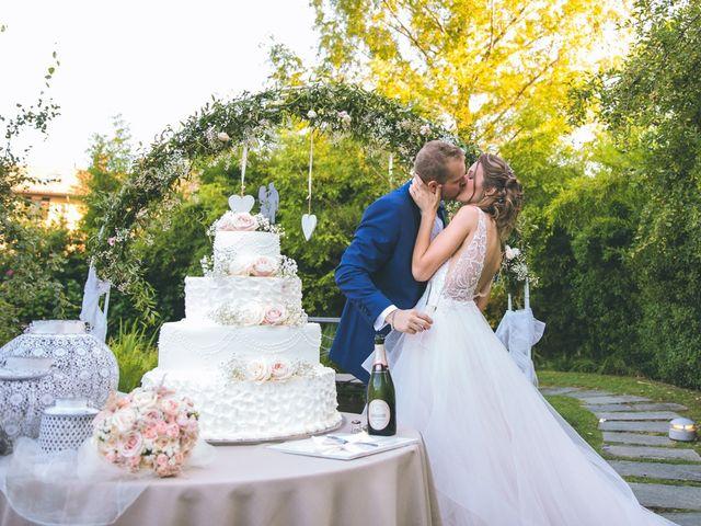 Il matrimonio di Luca e Samantha a Saronno, Varese 216