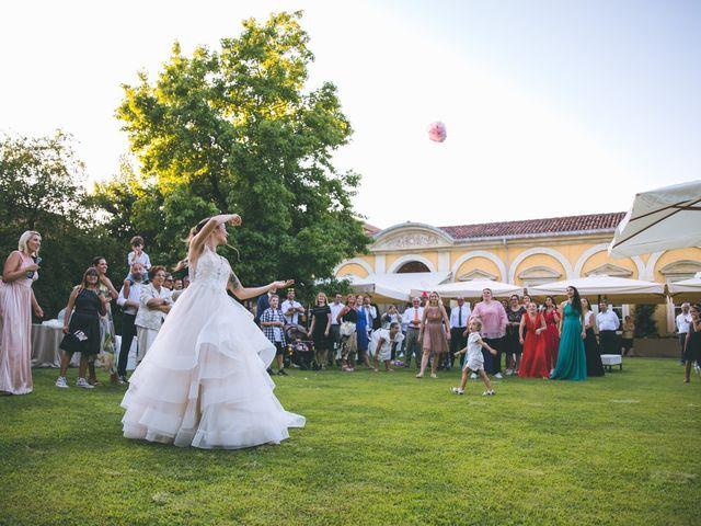 Il matrimonio di Luca e Samantha a Saronno, Varese 217
