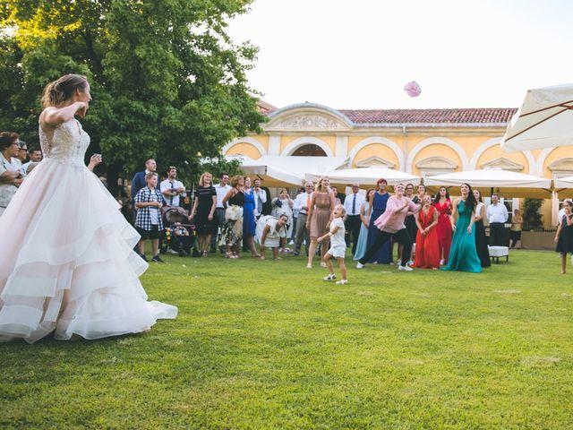 Il matrimonio di Luca e Samantha a Saronno, Varese 218