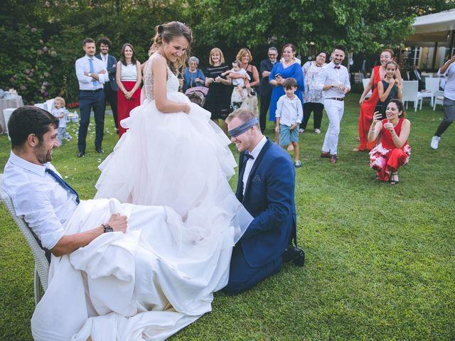 Il matrimonio di Luca e Samantha a Saronno, Varese 221