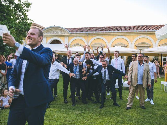 Il matrimonio di Luca e Samantha a Saronno, Varese 225