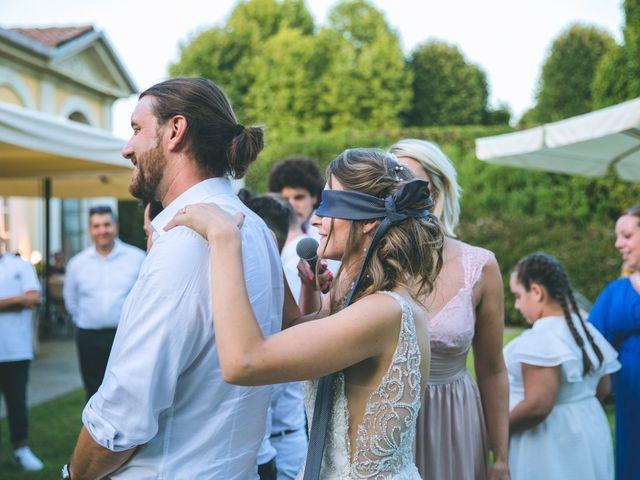 Il matrimonio di Luca e Samantha a Saronno, Varese 235