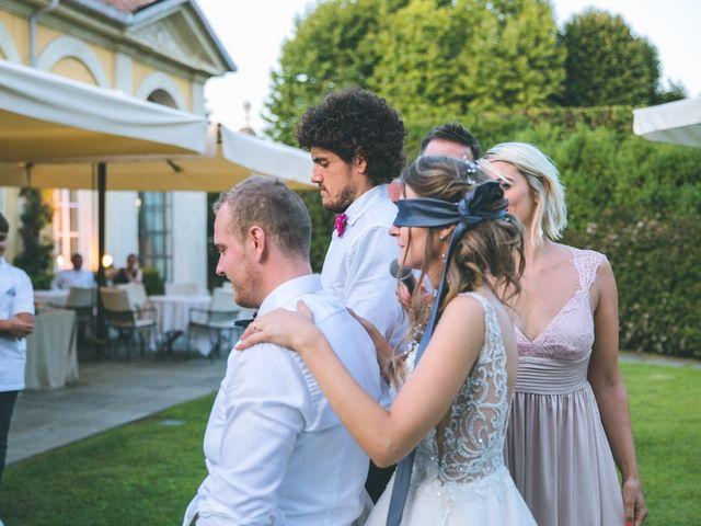Il matrimonio di Luca e Samantha a Saronno, Varese 236