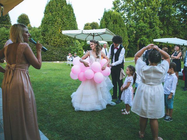 Il matrimonio di Luca e Samantha a Saronno, Varese 238