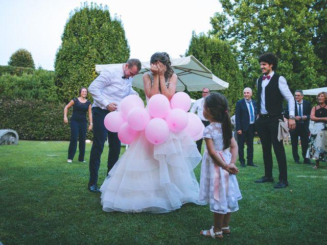 Il matrimonio di Luca e Samantha a Saronno, Varese 239