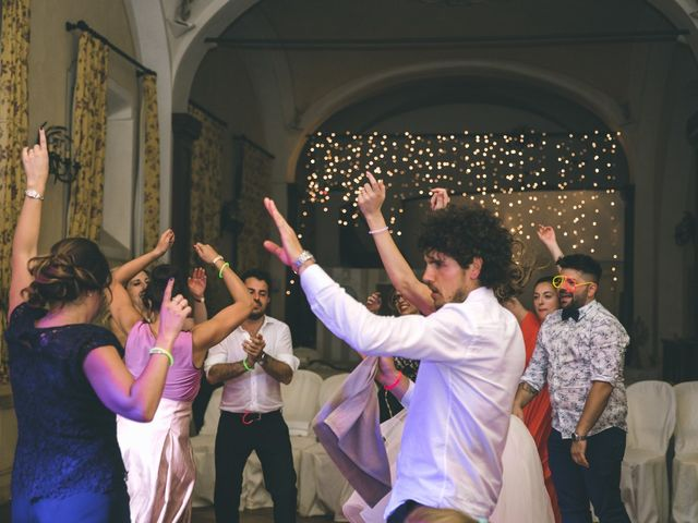 Il matrimonio di Luca e Samantha a Saronno, Varese 243