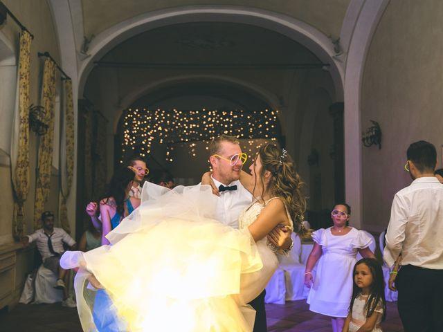 Il matrimonio di Luca e Samantha a Saronno, Varese 244