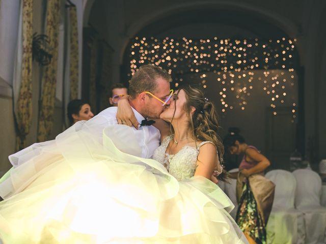 Il matrimonio di Luca e Samantha a Saronno, Varese 245