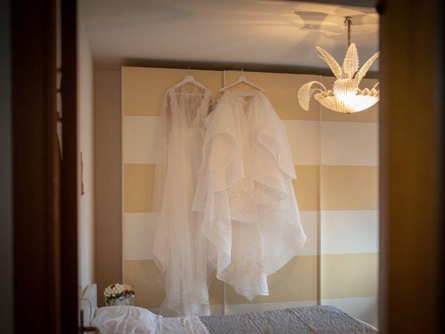 Il matrimonio di Alberto e Federica a Lapedona, Fermo 6