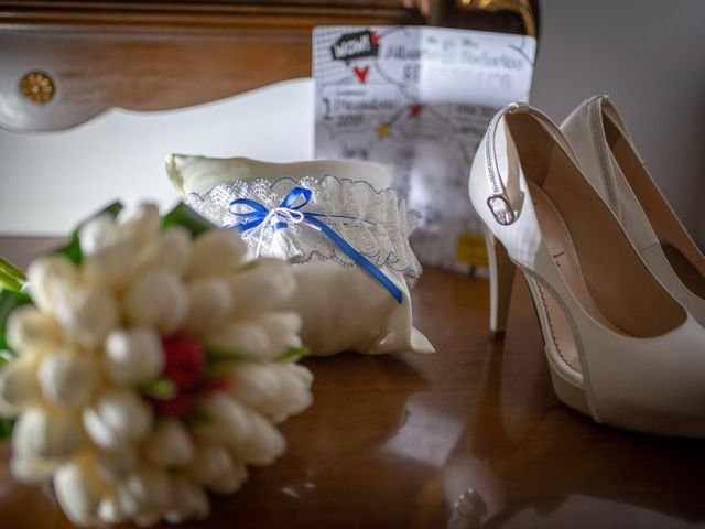 Il matrimonio di Alberto e Federica a Lapedona, Fermo 7