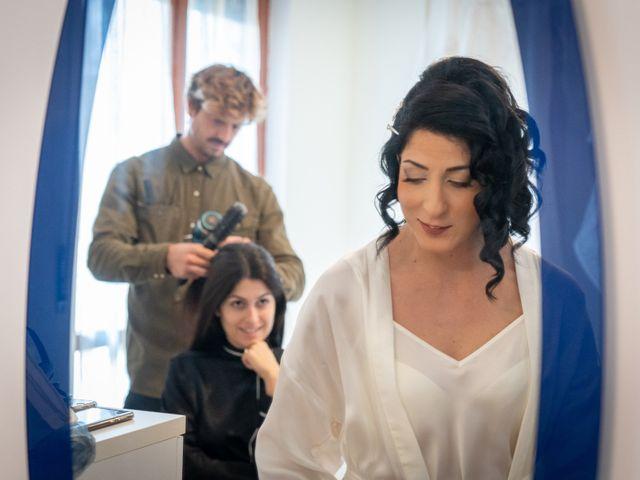 Il matrimonio di Alberto e Federica a Lapedona, Fermo 10