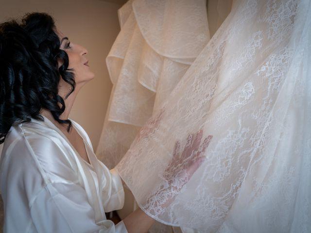 Il matrimonio di Alberto e Federica a Lapedona, Fermo 11