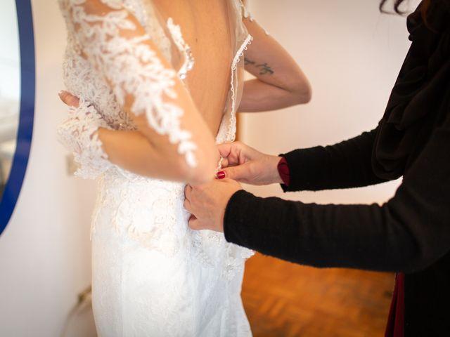 Il matrimonio di Alberto e Federica a Lapedona, Fermo 13