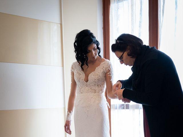 Il matrimonio di Alberto e Federica a Lapedona, Fermo 15