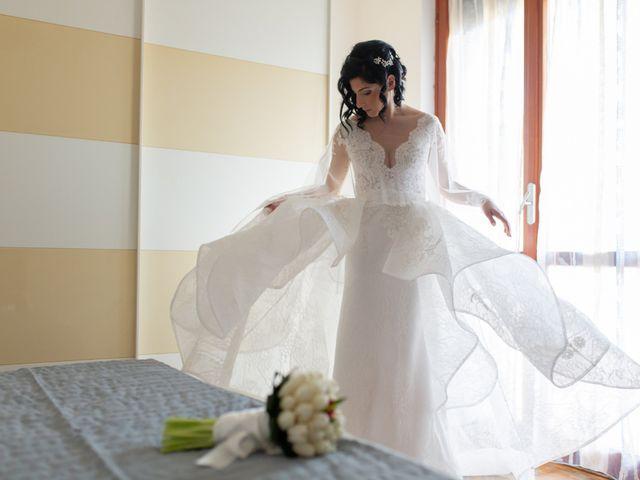 Il matrimonio di Alberto e Federica a Lapedona, Fermo 18
