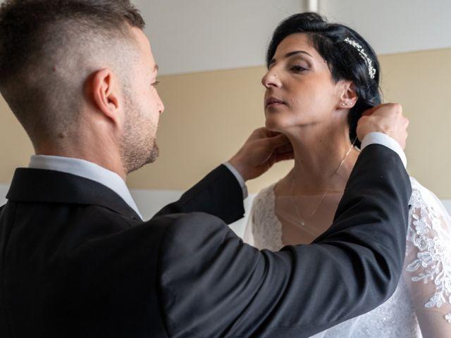 Il matrimonio di Alberto e Federica a Lapedona, Fermo 20