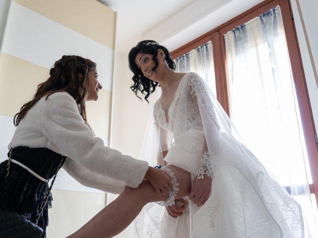Il matrimonio di Alberto e Federica a Lapedona, Fermo 21