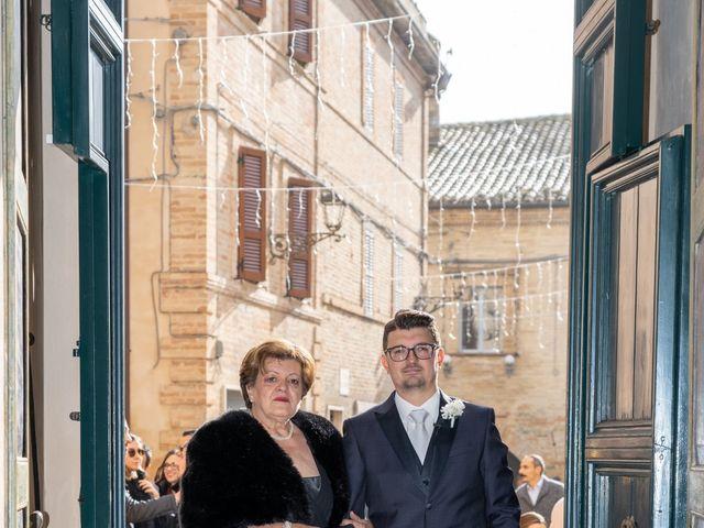 Il matrimonio di Alberto e Federica a Lapedona, Fermo 22