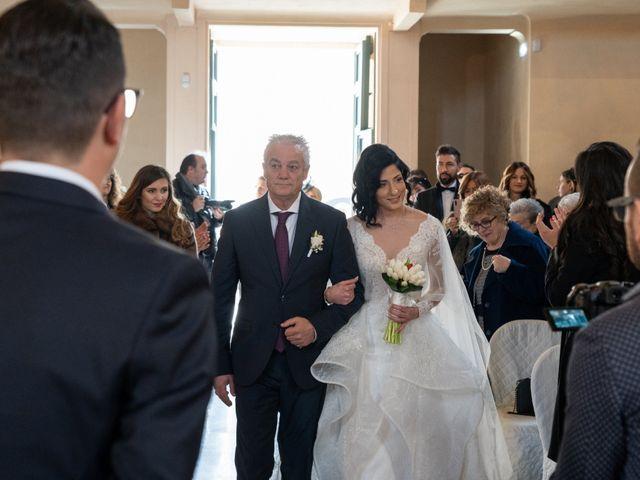 Il matrimonio di Alberto e Federica a Lapedona, Fermo 25