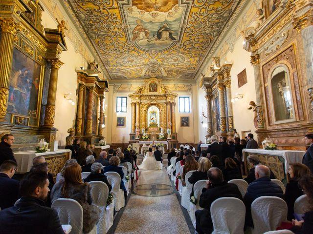Il matrimonio di Alberto e Federica a Lapedona, Fermo 26