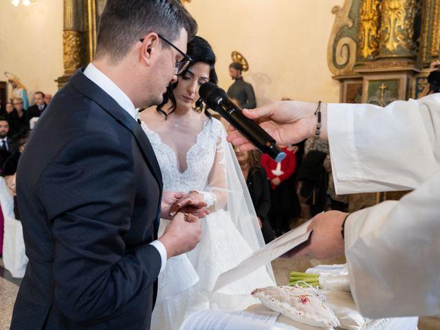 Il matrimonio di Alberto e Federica a Lapedona, Fermo 27