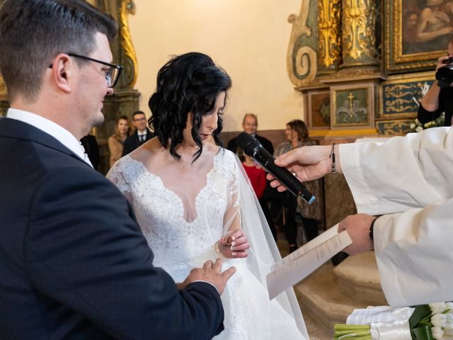 Il matrimonio di Alberto e Federica a Lapedona, Fermo 28