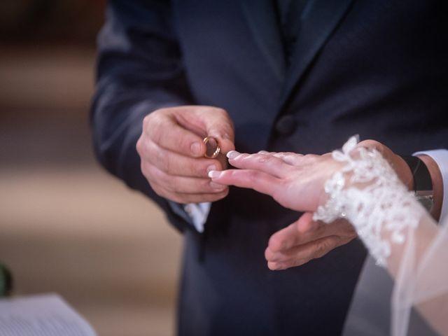 Il matrimonio di Alberto e Federica a Lapedona, Fermo 29
