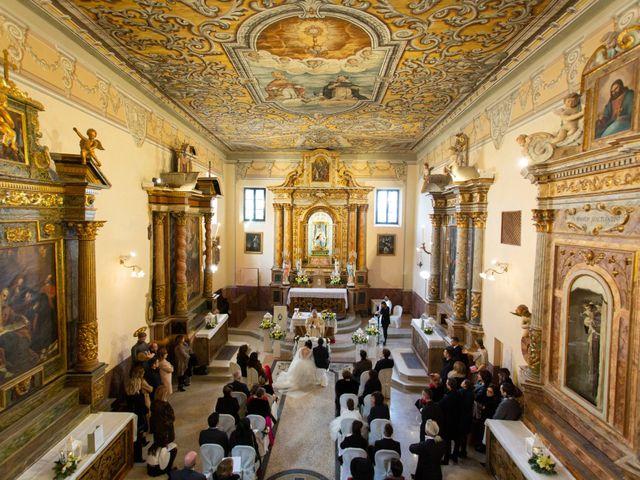 Il matrimonio di Alberto e Federica a Lapedona, Fermo 30