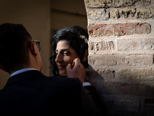 Il matrimonio di Alberto e Federica a Lapedona, Fermo 36