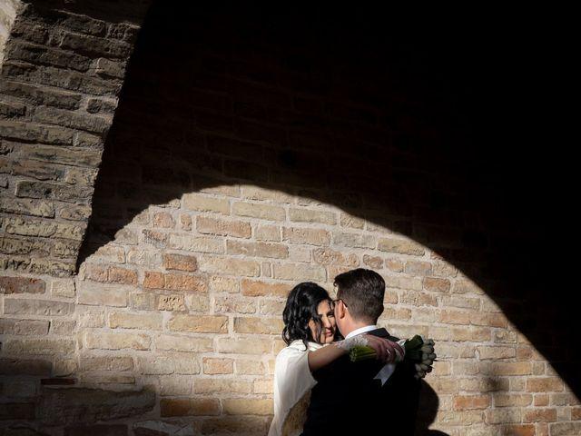 Il matrimonio di Alberto e Federica a Lapedona, Fermo 38