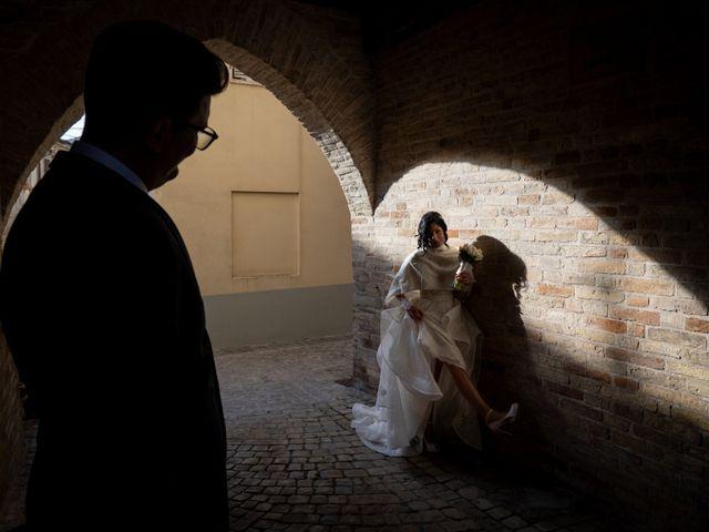 Il matrimonio di Alberto e Federica a Lapedona, Fermo 39